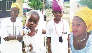 Notorious Gang Kill Pregnant Woman, Husband, Two Kids In Lagos (photo)